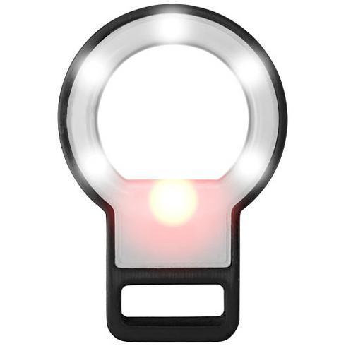 Reflekt LED speil og -lommelykt for smarttelefoner