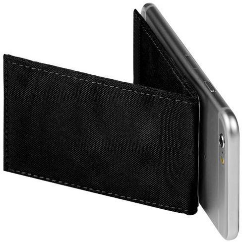 Pose RFID telefonlommebok med stativ