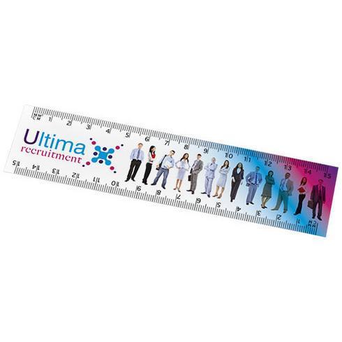 Arc 15 cm fleksibel linjal