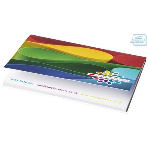 Sticky-Mate® A7 klisterlapper 100 x 75 med mykt omslag