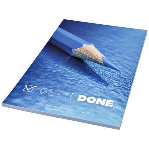 Desk-Mate® A5 notisblokk med omslagsperm
