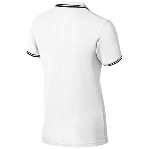 Deuce kortermet poloskjorte med kragelinje for menn