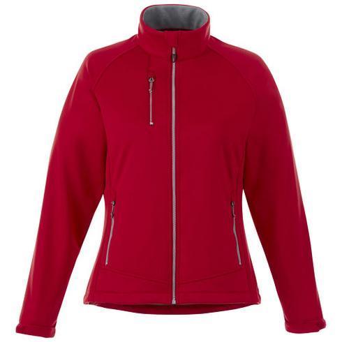 Chuck softshell-jakke til kvinner