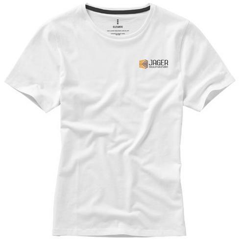 Nanaimo kortermet t-skjorte for kvinner