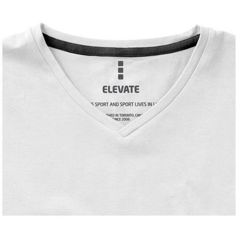 Kawartha kortermet økologisk t-skjorte for menn
