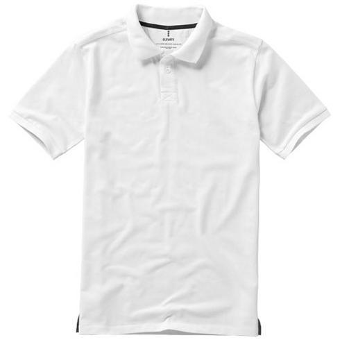 Calgary kortermet poloskjorte for menn