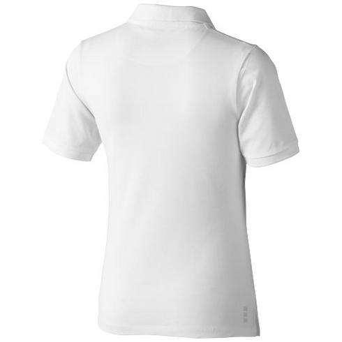 Calgary kortermet poloskjorte for kvinner