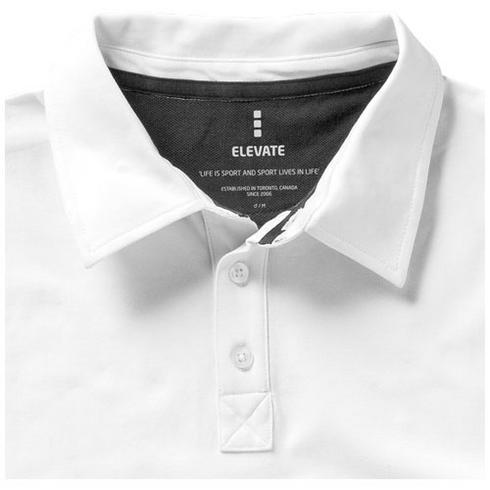 Markham kortermet poloskjorte med stretch for menn