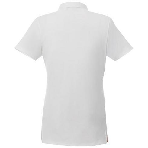 Atkinson kortermet trøye med knappekrage til dame