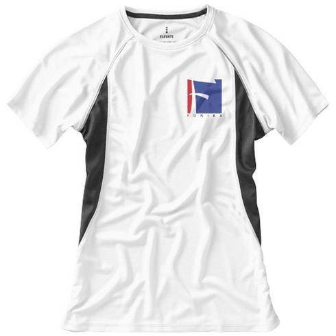 Sarek kortermet t-skjorte med avslappet passform for kvinner