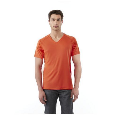 Amery kortermet Cool Fit-trøye med V-hals til herre