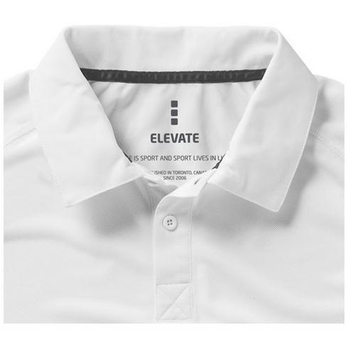 Ottawa kortermet poloskjorte med avslappet passform for menn