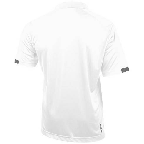 Kiso kortermet poloskjorte med avslappet passform for menn